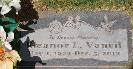 MITTLER VANCIL, ELEANOR L. - Yavapai County, Arizona   ELEANOR L. MITTLER VANCIL - Arizona Gravestone Photos