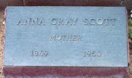 VAN DEREN GRAY, ANNA BERNICE - Yavapai County, Arizona | ANNA BERNICE VAN DEREN GRAY - Arizona Gravestone Photos