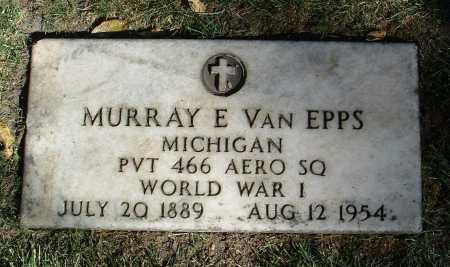 VAN EPPS, MURRAY EVERN - Yavapai County, Arizona | MURRAY EVERN VAN EPPS - Arizona Gravestone Photos
