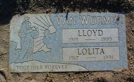 MOORE VANWORMER, L. - Yavapai County, Arizona   L. MOORE VANWORMER - Arizona Gravestone Photos