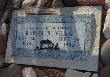 VILLA, RAFAEL R. - Yavapai County, Arizona | RAFAEL R. VILLA - Arizona Gravestone Photos