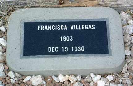 VILLEGAS, FRANCISCA - Yavapai County, Arizona | FRANCISCA VILLEGAS - Arizona Gravestone Photos