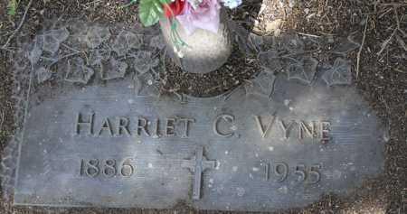 WOODWARD VYNE, H. - Yavapai County, Arizona   H. WOODWARD VYNE - Arizona Gravestone Photos