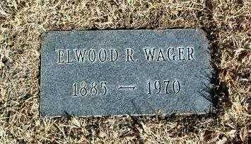WAGER, ELWOOD ROY - Yavapai County, Arizona | ELWOOD ROY WAGER - Arizona Gravestone Photos