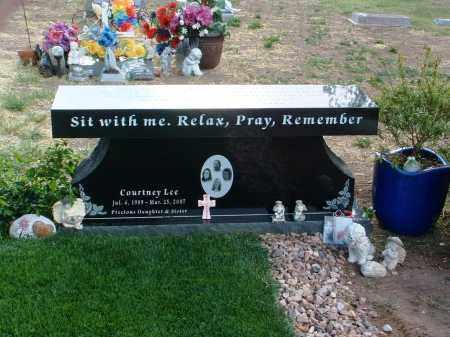 WAGNER, COURTNEY LEE - Yavapai County, Arizona   COURTNEY LEE WAGNER - Arizona Gravestone Photos