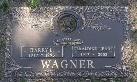 WAGNER, HARRY LORAIN - Yavapai County, Arizona   HARRY LORAIN WAGNER - Arizona Gravestone Photos