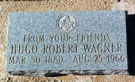 WAGNER, HUGO ROBERT - Yavapai County, Arizona | HUGO ROBERT WAGNER - Arizona Gravestone Photos