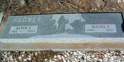 WAGNER, HAZEL I. - Yavapai County, Arizona | HAZEL I. WAGNER - Arizona Gravestone Photos