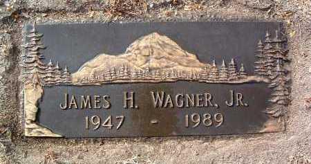WAGNER, JAMES H., JR. - Yavapai County, Arizona   JAMES H., JR. WAGNER - Arizona Gravestone Photos