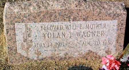 DOKTOR WAGNER, YOLAN THERESA - Yavapai County, Arizona | YOLAN THERESA DOKTOR WAGNER - Arizona Gravestone Photos