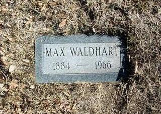 WALDHART, MAX - Yavapai County, Arizona   MAX WALDHART - Arizona Gravestone Photos