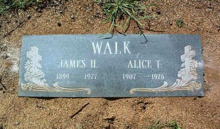 TOTTER WALK, ALICE - Yavapai County, Arizona | ALICE TOTTER WALK - Arizona Gravestone Photos
