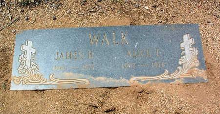 WALK, JAMES H. - Yavapai County, Arizona | JAMES H. WALK - Arizona Gravestone Photos