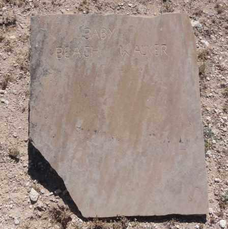 WALKER, BEACH - Yavapai County, Arizona | BEACH WALKER - Arizona Gravestone Photos