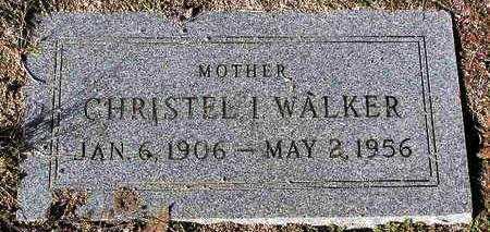 WALKER, CHRISTEL IRINE - Yavapai County, Arizona | CHRISTEL IRINE WALKER - Arizona Gravestone Photos