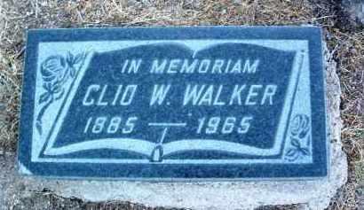 WALKER, CLIO WYTHE - Yavapai County, Arizona | CLIO WYTHE WALKER - Arizona Gravestone Photos
