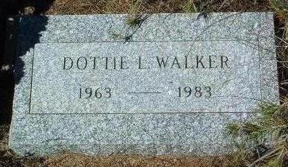 WALKER, DOROTHY LOUISE - Yavapai County, Arizona   DOROTHY LOUISE WALKER - Arizona Gravestone Photos