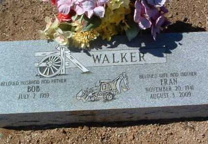 VERTREES WALKER, FRAN - Yavapai County, Arizona | FRAN VERTREES WALKER - Arizona Gravestone Photos