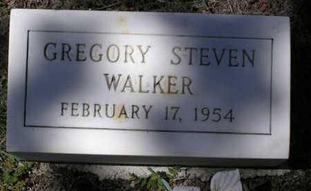WALKER, GREGORY STEVEN - Yavapai County, Arizona | GREGORY STEVEN WALKER - Arizona Gravestone Photos