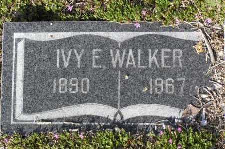 BROOKS WALKER, IVY ELANDER - Yavapai County, Arizona | IVY ELANDER BROOKS WALKER - Arizona Gravestone Photos