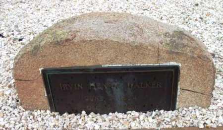 WALKER, IRVIN HENRY - Yavapai County, Arizona | IRVIN HENRY WALKER - Arizona Gravestone Photos