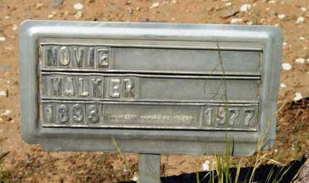 WALKER, NOVIE - Yavapai County, Arizona | NOVIE WALKER - Arizona Gravestone Photos