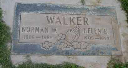 WALKER, NORMAN W., DR. - Yavapai County, Arizona | NORMAN W., DR. WALKER - Arizona Gravestone Photos