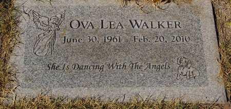 WALKER, OVA LEA - Yavapai County, Arizona | OVA LEA WALKER - Arizona Gravestone Photos