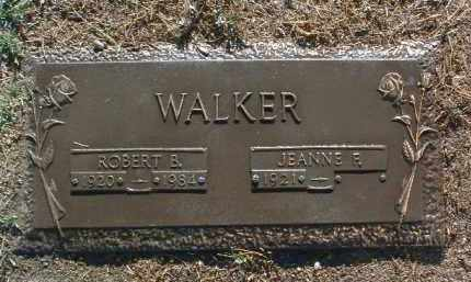 WALKER, ROBERT B. - Yavapai County, Arizona | ROBERT B. WALKER - Arizona Gravestone Photos