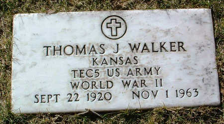 WALKER, THOMAS JERRY - Yavapai County, Arizona | THOMAS JERRY WALKER - Arizona Gravestone Photos