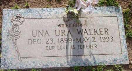 WALKER, UNA URA - Yavapai County, Arizona | UNA URA WALKER - Arizona Gravestone Photos