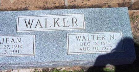 WALKER, WALTER N. - Yavapai County, Arizona | WALTER N. WALKER - Arizona Gravestone Photos