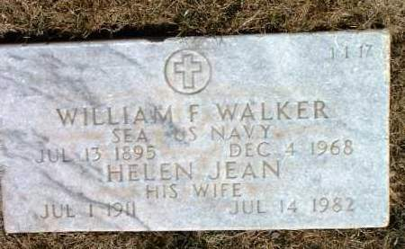 WALKER, HELEN JEAN - Yavapai County, Arizona | HELEN JEAN WALKER - Arizona Gravestone Photos