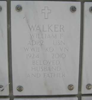 WALKER, WILLIAM FLOYD - Yavapai County, Arizona | WILLIAM FLOYD WALKER - Arizona Gravestone Photos