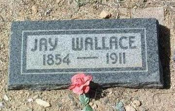 WALLACE, JAY - Yavapai County, Arizona | JAY WALLACE - Arizona Gravestone Photos