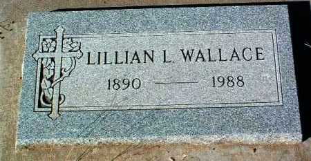 WALLACE, LILLIAN L. - Yavapai County, Arizona | LILLIAN L. WALLACE - Arizona Gravestone Photos