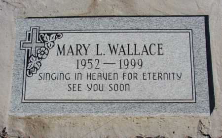 WALLACE, MARY LYNN - Yavapai County, Arizona | MARY LYNN WALLACE - Arizona Gravestone Photos