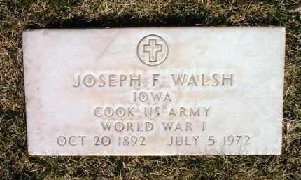 WALSH, JOSEPH FRANCIS - Yavapai County, Arizona | JOSEPH FRANCIS WALSH - Arizona Gravestone Photos