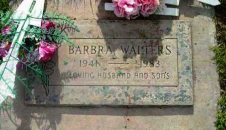 WALTERS, BARBRA - Yavapai County, Arizona | BARBRA WALTERS - Arizona Gravestone Photos