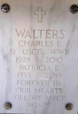 WALTERS, CHARLES EDWARD - Yavapai County, Arizona | CHARLES EDWARD WALTERS - Arizona Gravestone Photos