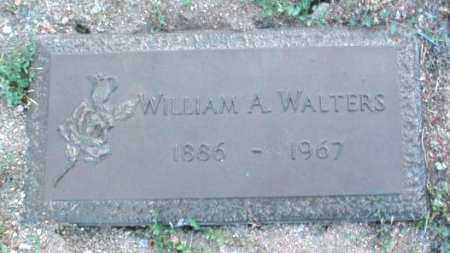 WALTERS, WILLIAM A. - Yavapai County, Arizona   WILLIAM A. WALTERS - Arizona Gravestone Photos