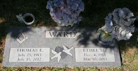 SNELL WARD, ETHEL M. - Yavapai County, Arizona | ETHEL M. SNELL WARD - Arizona Gravestone Photos