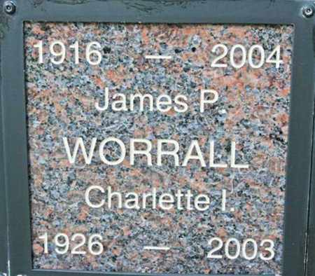 WARRALL, CHARLETTE I. - Yavapai County, Arizona | CHARLETTE I. WARRALL - Arizona Gravestone Photos
