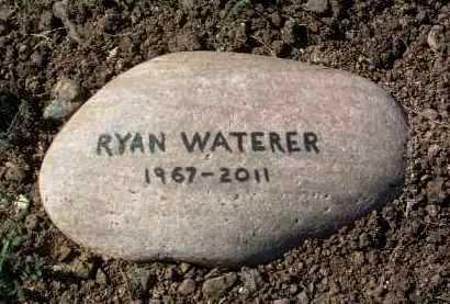 WATERER, RYAN FREDERICK - Yavapai County, Arizona | RYAN FREDERICK WATERER - Arizona Gravestone Photos