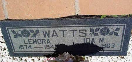 TAYLOR WATTS, IDA MAY - Yavapai County, Arizona | IDA MAY TAYLOR WATTS - Arizona Gravestone Photos