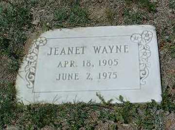 BRANHAM, JEANET ADELINE - Yavapai County, Arizona | JEANET ADELINE BRANHAM - Arizona Gravestone Photos