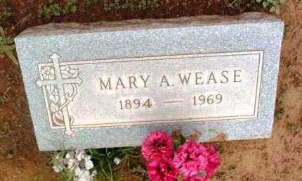 WHITE, MARY AMELDA - Yavapai County, Arizona   MARY AMELDA WHITE - Arizona Gravestone Photos