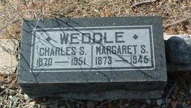 HENNINGS WEDDLE, M. S. - Yavapai County, Arizona | M. S. HENNINGS WEDDLE - Arizona Gravestone Photos