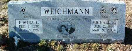 WEICHMANN, EDWINA L. - Yavapai County, Arizona | EDWINA L. WEICHMANN - Arizona Gravestone Photos