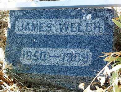WELCH, JAMES WILLIAM - Yavapai County, Arizona | JAMES WILLIAM WELCH - Arizona Gravestone Photos